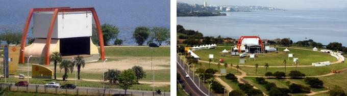 Anfiteatro Por do Sol Porto Alegre