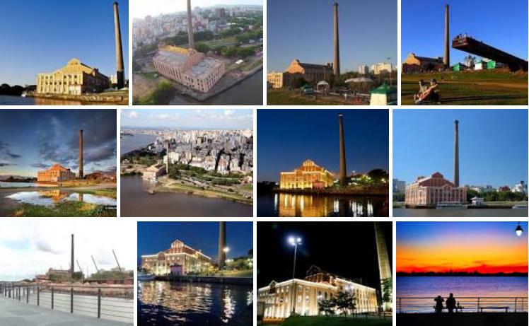 Gasômetro Porto Alegre Fotos