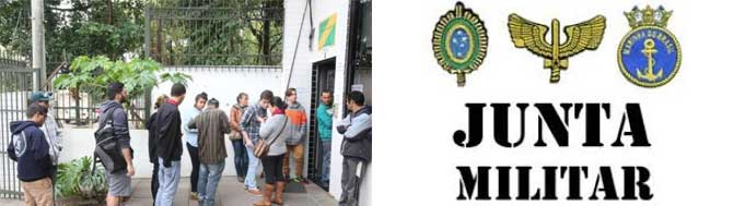 Junta Militar Porto Alegre