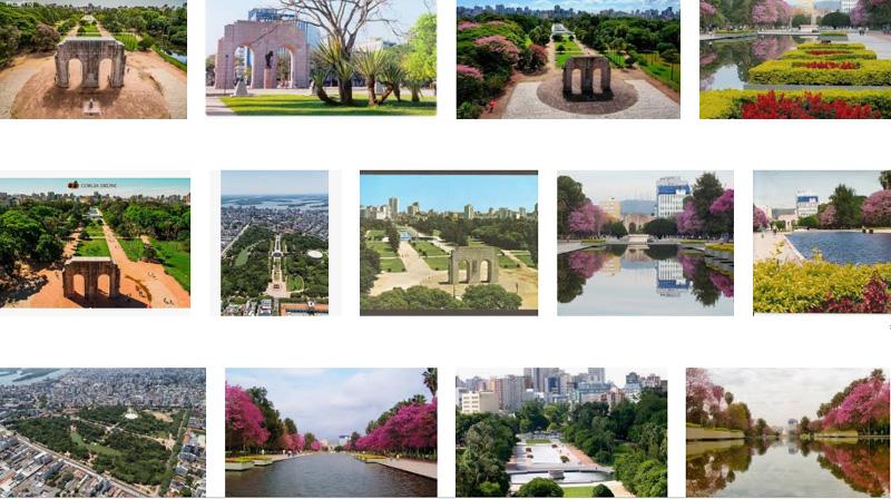Parque Farroupilha Porto Alegre Fotos