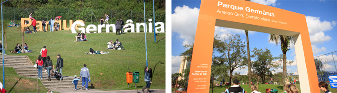 Parque Germânia Porto Alegre