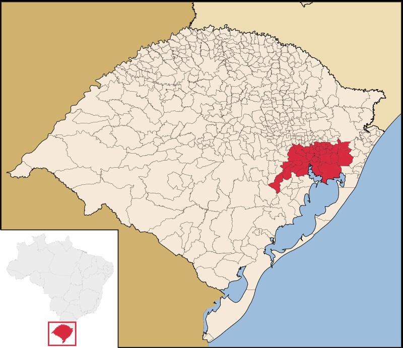 Região Metropolitana de Porto Alegre